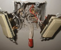 Electrical Wiring Error - 